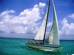 Caribbean Sail boat 3
